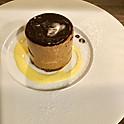 2色チョコのムース / Mousse au chocolat bicolore