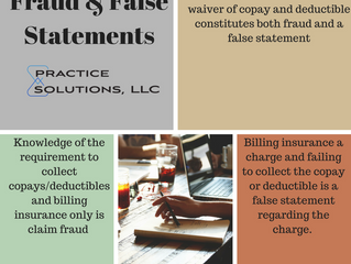 Fraud and False Statements