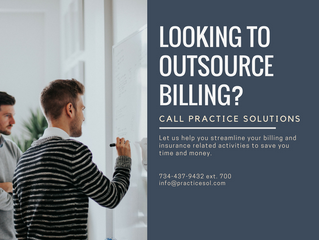 Looking to Outsource Billing?