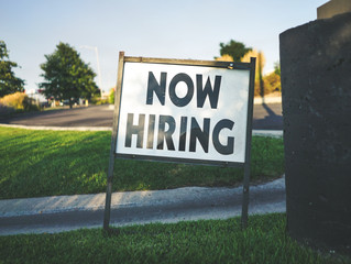 4 Signs It's Time to Hire By Julie Herres of Green Oak Accounting