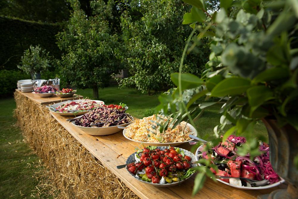 Catering by Heerlijk & Hecht - fotografie by Danielle Guillonard