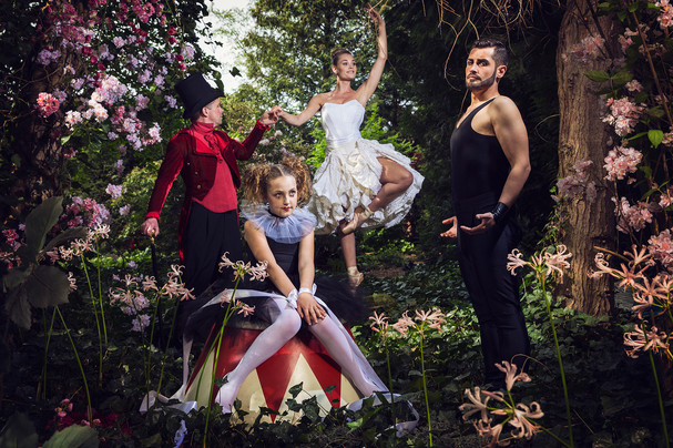 Moodz circus fairy tail Thema