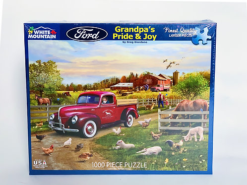 Grandpa's Pride and Joy 1000pc
