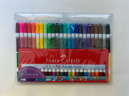 Faber-Castell 24 Markers