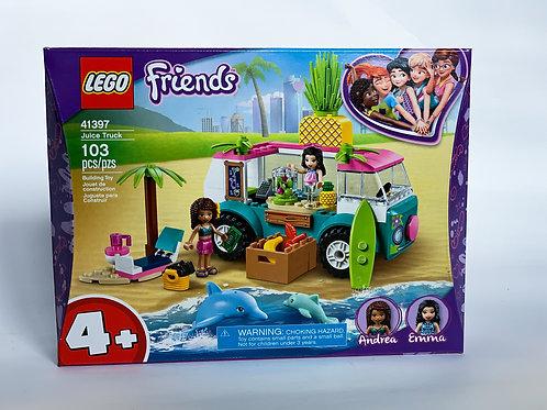 Lego Friends Juice Truck