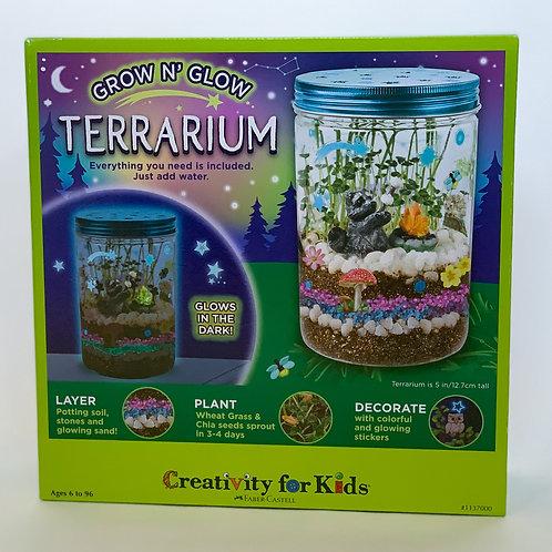 Grow N'Glow Terrarium