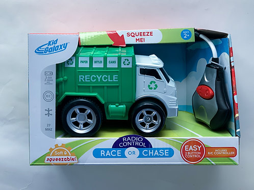 Kid Galaxy Recycling Truck