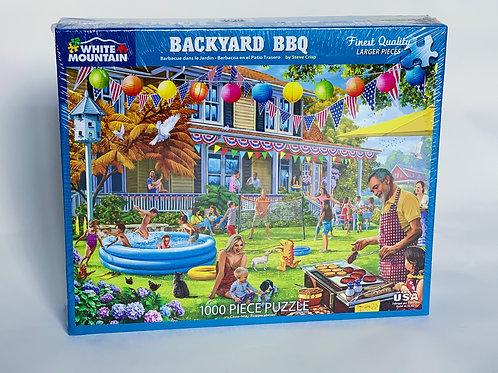 Backyard BBQ 1000pc