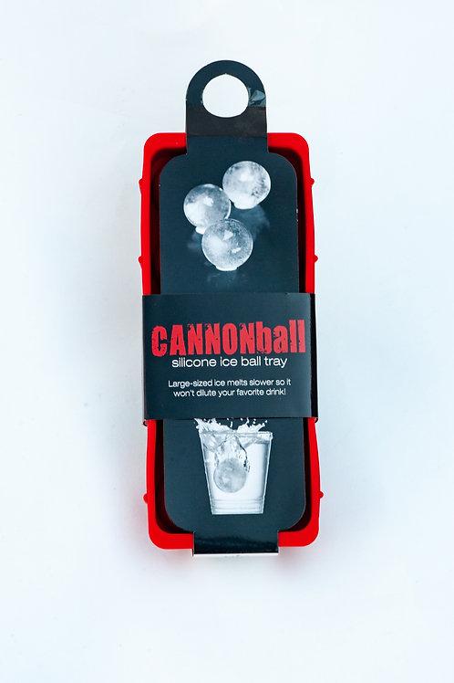 Cannonball Ice Cube Tray