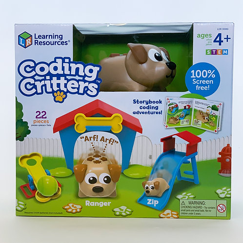 Coding Critters