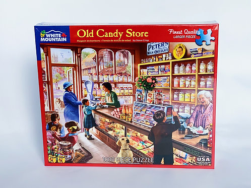 Old Candy Store