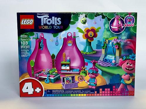 Lego Trolls World Tour Poppy's Pod