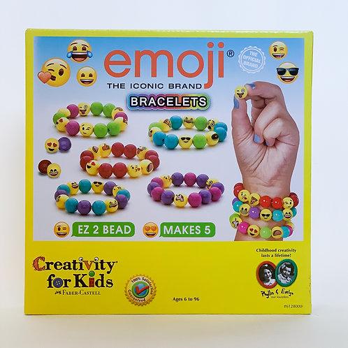 Creativity for Kids Emoji Bracelet