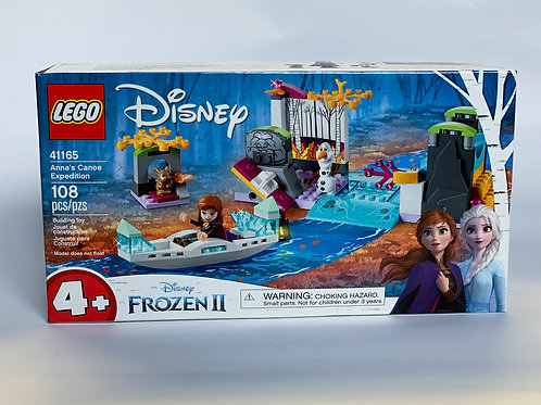 Lego Disney Anna's Canoe Expedition