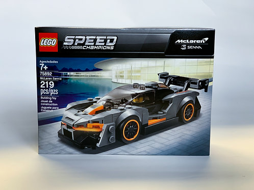 Lego Speed Champions McLaren
