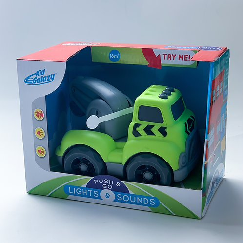 Kid Galaxy Tow Truck. Lights and Sounds