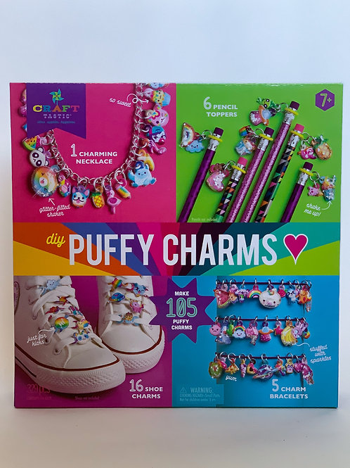 DIY Puffy Charms