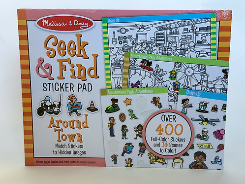 Melissa and Doug Sticker Pad