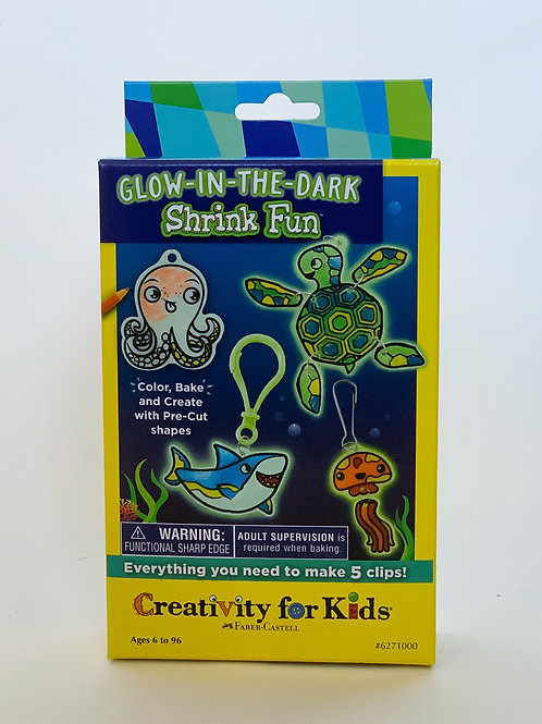 Glow in the Dark Shrink Fun