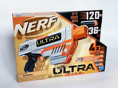 Nerf Ultra Five