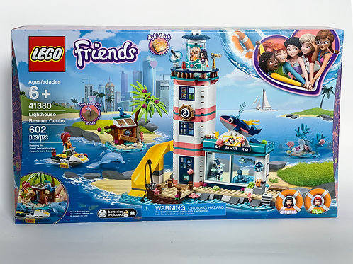 Lego Friends Lighthouse