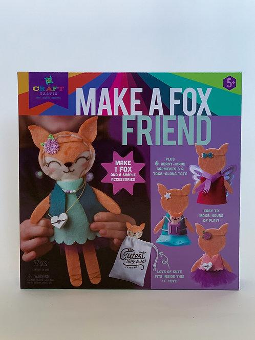 Make a Friend - Fox