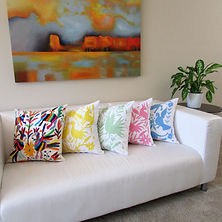 Otomi Pillows Covers - Pillow Covers - Arte de Mi Tiera