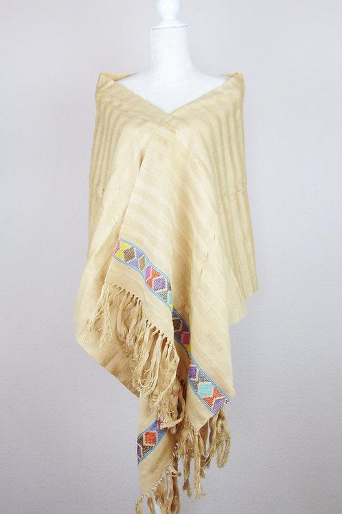 rebozo Mexicano, Shawl handwove, mexican shawl, mexican apparel, mexican garment, mexican textile, maya textile