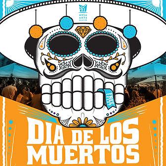 dia-de-los-muertos-festival- Arte de Mi Tierra Events