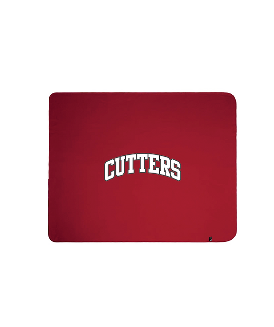 FLHS Cutters Basketball Blanket