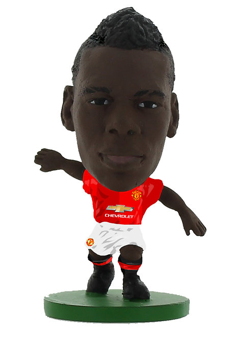 Man Utd - Paul Pogba Home Kit (2017 version)