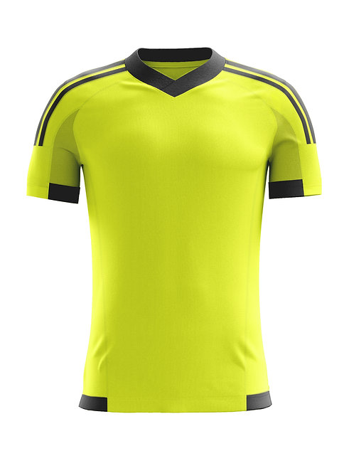 Basic Jerseys (Neon Yellow/Black)