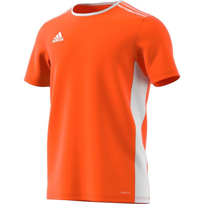 Entrada 18 Jersey Orange/White