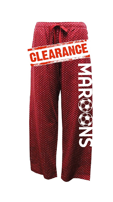 MSC Unisex Flannel Pants