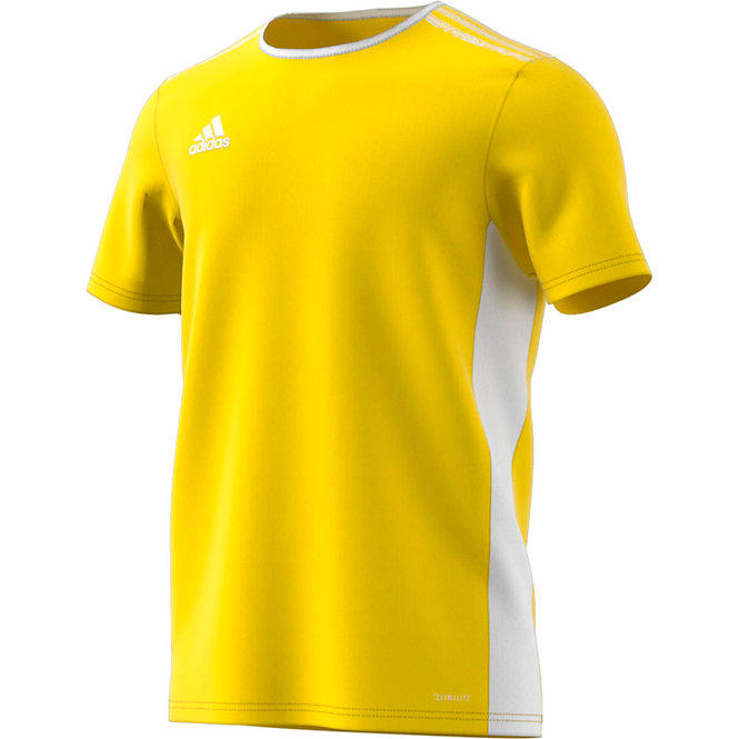 Entrada 18 Jersey Yellow/White