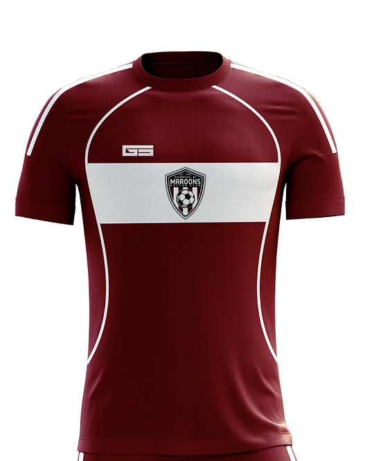 Maroon Game Jersey