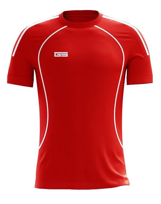 Golati Soccer Jersey 202 (Red/White)