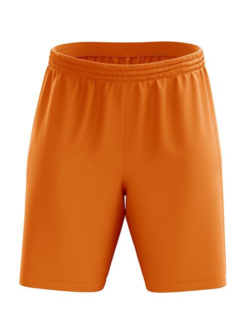Basic Soccer Shorts (Orange)
