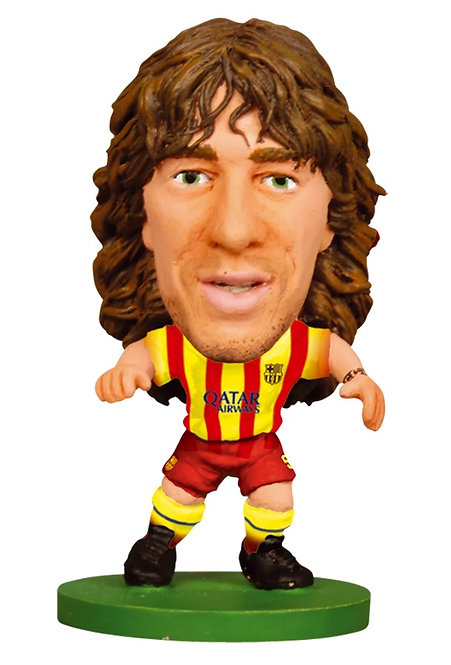 Barcelona - Carles Puyol AWAY KIT (2014 version) (Legend)