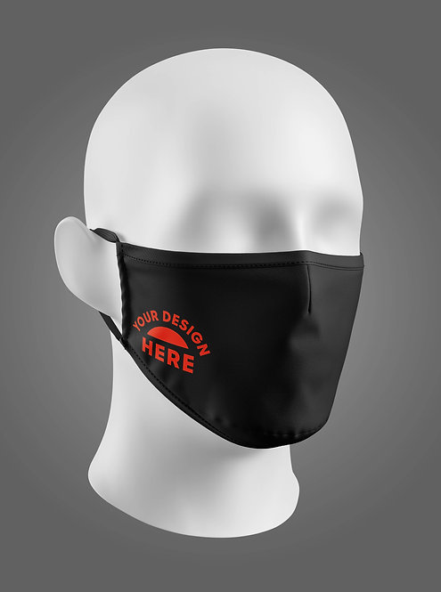 Personalized CONE FACE MASK