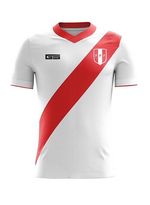 Classic Peru Jersey (included name & number)