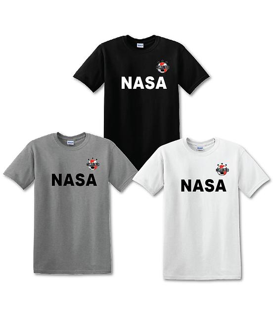 8. Nasa United: T-shirt