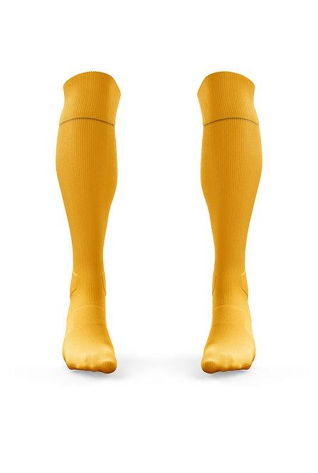 Golati Euro Soccer Socks (Gold)