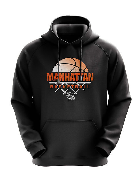 Manhattan Basketball Hoodie & T-Shirt