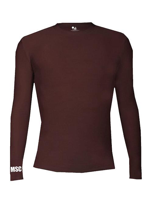 MSC Long-Sleeve Compression Tee