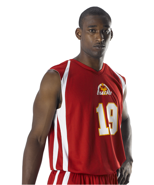 Mens Reversible Basketball Uniform Set