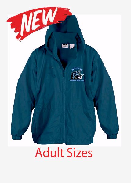 ADULT Full-Zipper Stadium Jacket