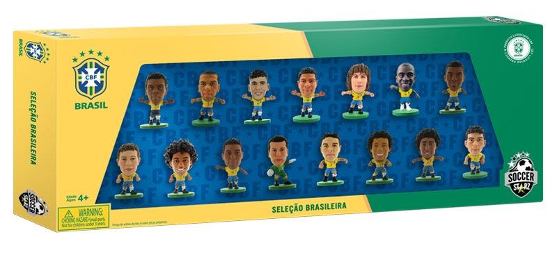 Brazil - 15 Player Team Pack