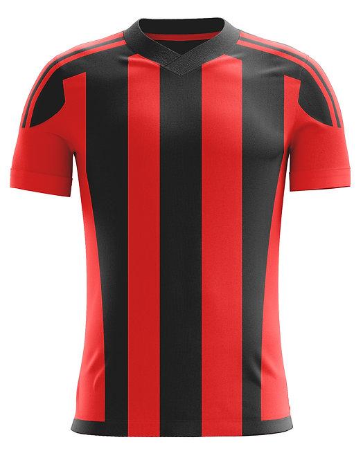 Team Jerseys (Red/Black)