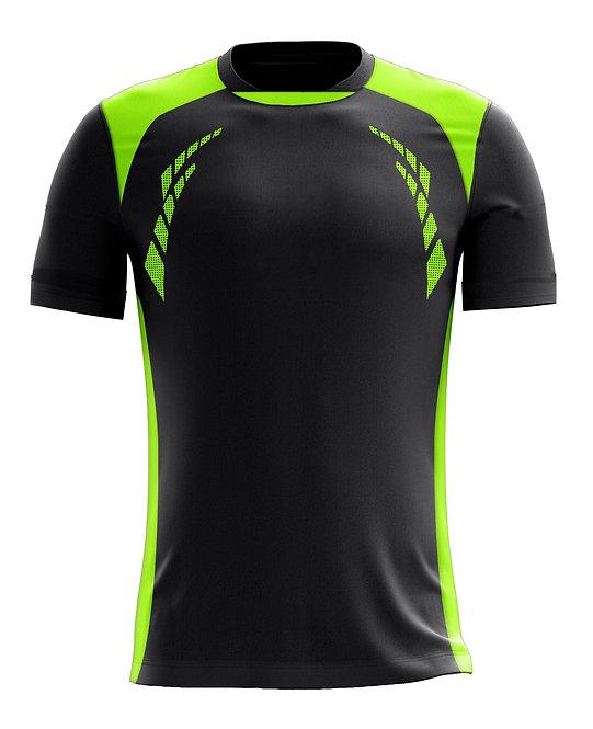 Hybrid Jerseys (Black/Green)
